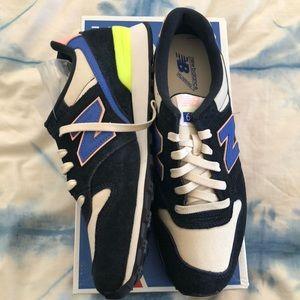New Balance for J Crew 696 shoes NIB Size 10